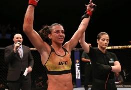 UFC: Amanda Ribas faz luta segura e derrota Randa Markos