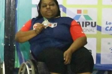 Atléta paralímpica morre após ser diagnosticada com covid-19