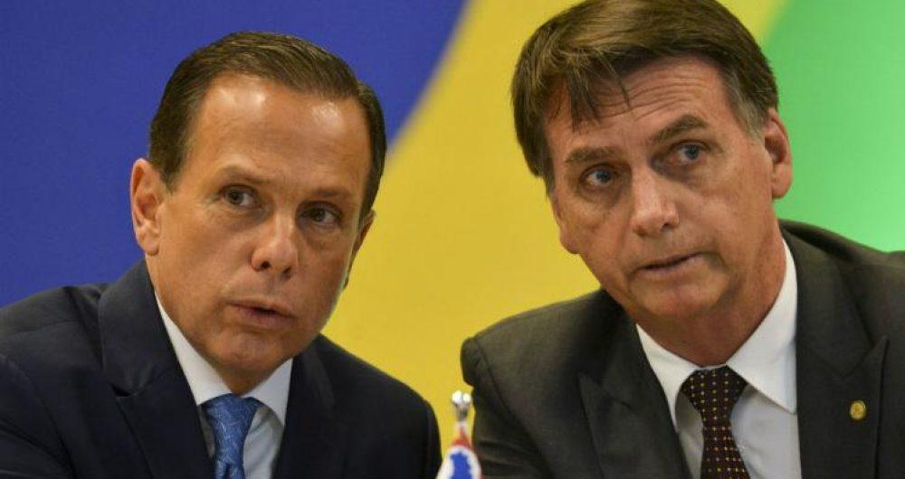 bolsonaro governadores doria 1000x530 1 - Com DEM próximo a Bolsonaro, Doria revê planos para aliança em 2022