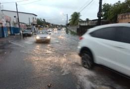 Inmet emite alerta de perigo por chuvas para João Pessoa e mais 41 cidades da Paraíba