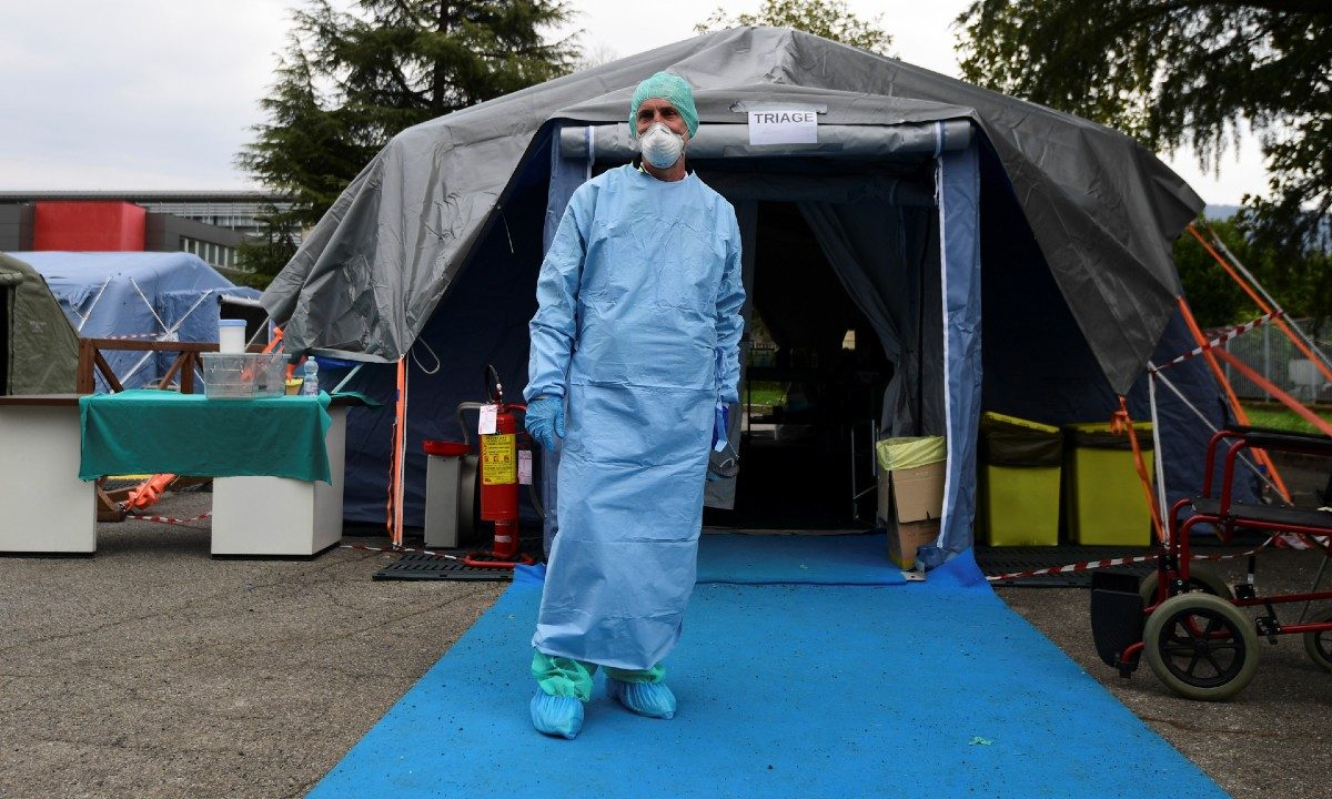 coronavirus italia 1200x720 1 - Itália tem recorde de mortes por coronavírus em 24h