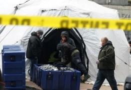 NECROTÉRIO TEMPORÁRIO: Local onde ficaram os corpos do 11 de Setembro será reativado em NY