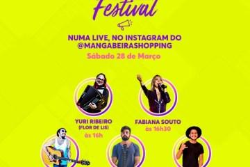 d78c6118 62de 40d8 8d07 705554a6f4ce - Manaira e Mangabeira Shopping farão transmissões ao vivo no Instagram com artistas e convidados especiais