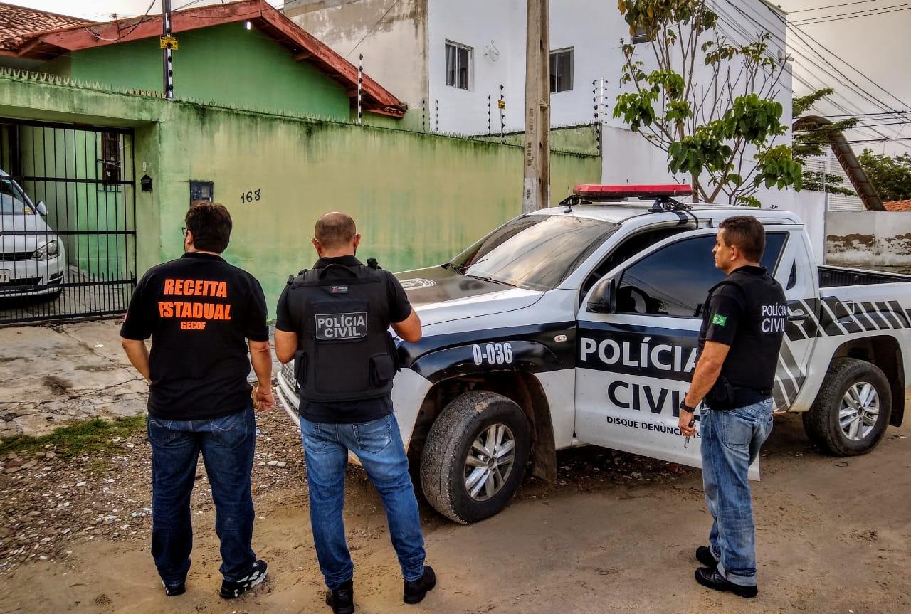 d953d0f4 d64a 40fd b892 419324f35f53 - 'OPERAÇÃO NOTEIRAS': Gaeco cumpre mandados de prisão em quatro municípios da PB; VEJA VÍDEO