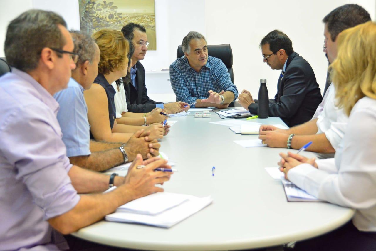 f18730b5 b341 467e b82c fb67820aa2a2 - Cartaxo anuncia medidas da prefeitura em combate ao coronavírus