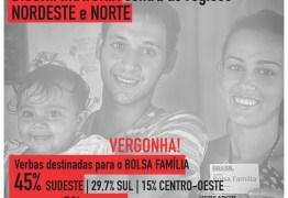 Marcos Henriques: Governo Federal assume discaradamente sua postura preconceituosa e discriminatória com as regiões Nordeste e Norte