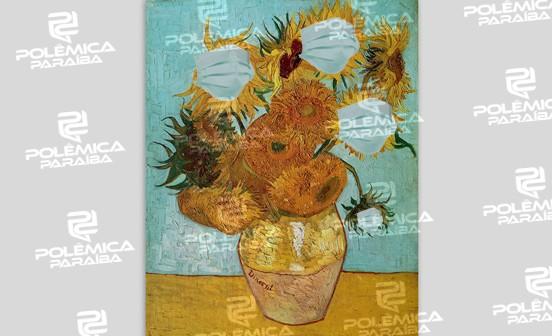 girassois 1 - Surto de Coronavírus impede que obra de van Gogh seja exposta