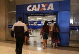 Agências da Caixa Econômica limitam entrada de clientes em João Pessoa