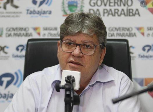 joão - DECRETO:João Azevedo autoriza Estado a requisitar leitos e equipamentos de hospitais privados