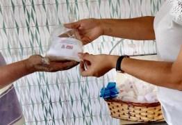 População de rua começa a receber kits de higienização contra o Coronavírus