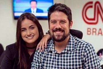 mari e sianni e1585574270912 - Mari Palma e Phelipe Siani são afastados da CNN após suspeita de Coronavírus