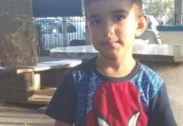 Pai é suspeito de ter matado filho de 3 anos a facadas