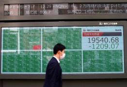 Bolsas europeias e asiáticas desabam com guerra de preços do petróleo e coronavírus