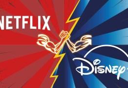 Netflix supera valor de mercado da Disney em meio a pandemia de coronavírus