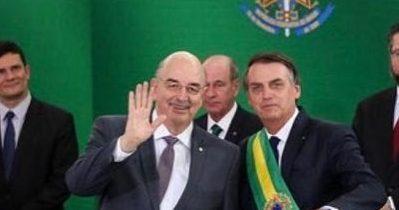 osmar terra e1583116608108 - O Antagonista: Bolsonaro não desistiu de Osmar Terra no Ministério da Saúde