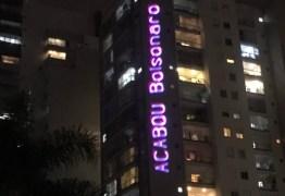 Movimentos sociais convocam novo panelaço com mote 'Acabou Bolsonaro'