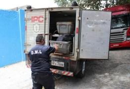 Corpo de mulher em estado de decomposição é encontrado em rodovia da Paraíba