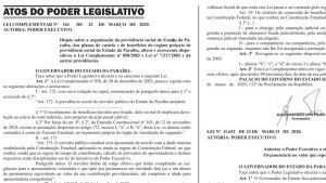 previdencia 300x169 - PBPREV: Governo do Estado sanciona lei de reforma da previdência dos servidores estaduais