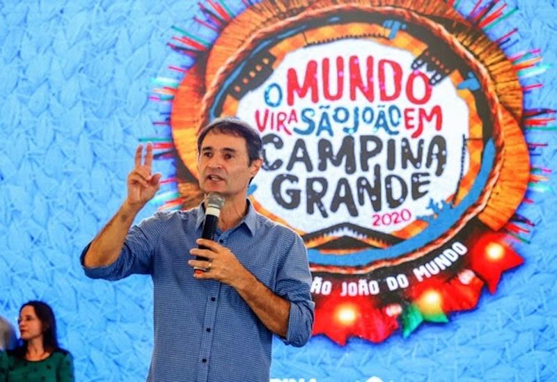 romero são joão - Prefeitura de Campina Grande divulga programação completa d'O Maior São João do Mundo - CONFIRA