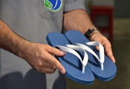 POR UMA NOVA VIDA: Fábrica de Sandálias 'Calçados para Liberdade' pode produzir 500 pares por semana