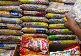 Sesc Paraíba doa mais de 175 toneladas de alimentos durante pandemia do COVID-19