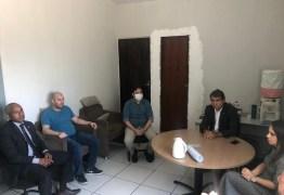 TJPB e Secretaria de Administração Penitenciária definem estratégias de combate a Covid-19