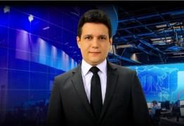 FORA DO AR: Afiliada da Rede Globo coloca equipe em quarentena após apresentador ser diagnosticado com coronavírus