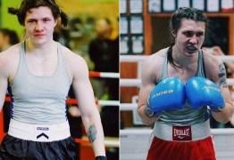 Russa esconde sexo para poder lutar boxe com homens