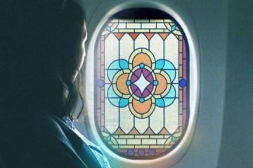 Designer cria película para deixar aviões 'mais espirituais'