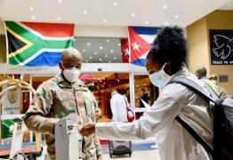Após Angola, Cuba envia médicos também à África do Sul