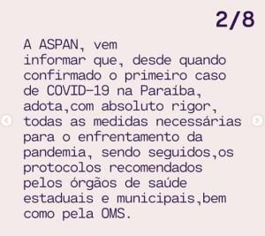 02 300x267 - CORONAVÍRUS: Aspan divulga nota sobre transferência de idosos com Covid-19 em João Pessoa
