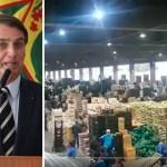 1433924 441216 - Após recuo em discurso, Bolsonaro compartilha vídeo atacando governadores nas redes sociais