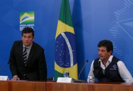 Chapa Moro-Mandetta: Direita já sonha com chapa presidencial dos ex-ministros