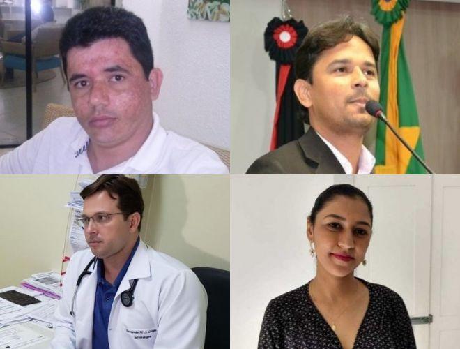 158695488683596 - Governador muda direções dos Hospitais Clementino Fraga, Maternidade Frei Damião e do Centro de Reabilitação de Sousa