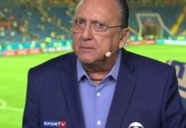 Galvão Bueno nega intenção de se aposentar, 'entenderam errado'