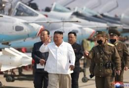 Kim Jong-un pode estar afastado por medo do coronavírus