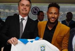 NO TWITTER: Neymar recua e descurte postagens contra Bolsonaro e apoiadores do governo
