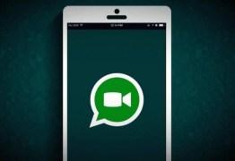 Nova atualização do WhatsApp permite fazer ligação de vídeo com até 8 pessoas
