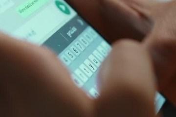 344516 - WhatsApp reduz compartilhamento de mensagens contra disseminação de fake news sobre a pandemia