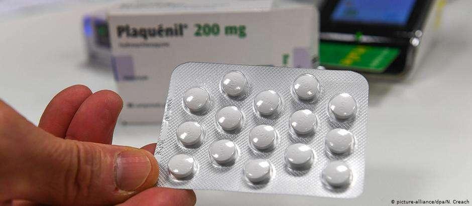 52997701354 - Pesquisa americana revela que Cloroquina eleva risco de morte por covid-19