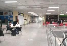 Justiça Federal atende pedido do Procon de Bayeux e impede reabertura do comércio no Aeroporto Castro Pinto