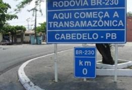 DNIT e Exército Brasileiro firmam parceria para retomada das obras na BR 230