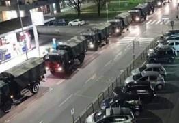 OREMOS: De caminhões a aviões com corpos – Por Eliane Cantanhêde