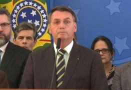 'Não engoli a decisão do Alexandre de Moraes', diz Bolsonaro