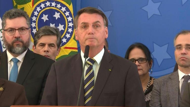 95b42741149b8f29ee28f069b8c46f2667c3dba3 - 'Não engoli a decisão do Alexandre de Moraes', diz Bolsonaro