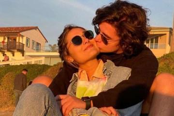 BB12cBfR - Sasha assume namoro e troca declarações com cantor gospel