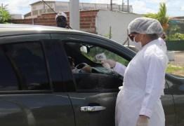 PREVENÇÃO À COVID-19: Conde monta barreiras sanitárias nos principais acessos ao município