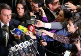 """Bolsonaro - No Dia do Jornalista, a luta pela informação em """"tempos de guerra"""" - Por Nonato Guedes"""