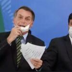 Capturar 5 - 'Quem tem mandato fala, e quem não tem, como eu, trabalha', diz Mandetta após críticas de Bolsonaro