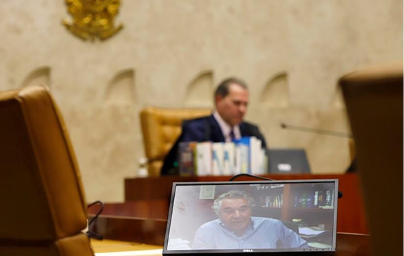 Capturar 74 - COVID-19: STF tem maioria a favor de autonomia de governadores e prefeitos durante a pandemia
